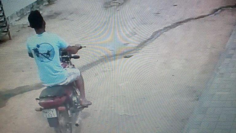 Suspeito de praticar vários assaltos é preso na cidade de Inhapi, Sertão de Alagoas