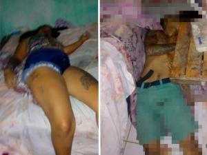 Casal é assassinado com vários tiros dentro de casa na Vila Brejal