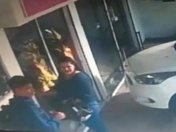 VÍDEO: Polícia Civil procura casal que fez arrastão em loja no Tabuleiro