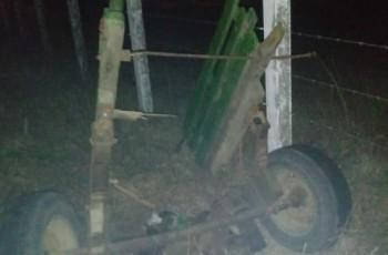 Acidente na rodovia AL-490 deixa cinco pessoas feridas, no Sertão