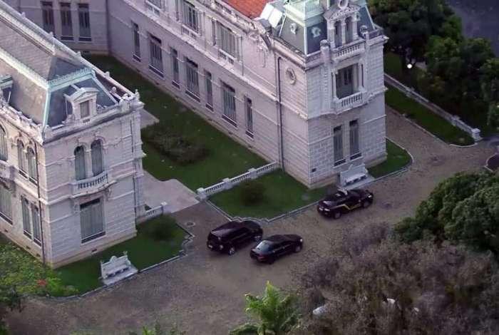 Governador Luiz Fernando Pezão é preso em operação da Polícia Federal