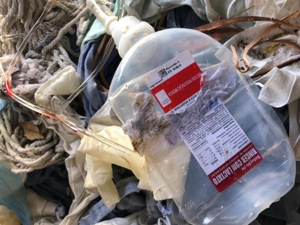 FPI flagra unidade de saúde com descarte irregular de lixo em Pão de Açúca