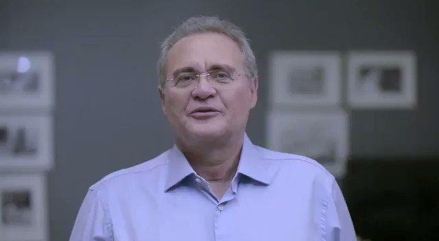 Renan Calheiros quer comando do Senado com apoio do PT, mas sem oposição a Bolsonaro