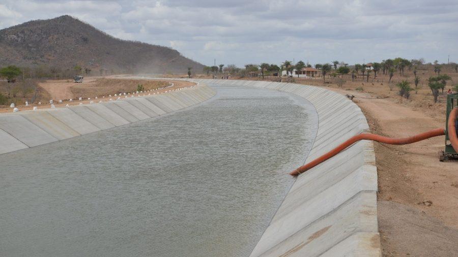 Ministro da Integração libera mais R$ 61 milhões para o Canal do Sertão de Alagoas