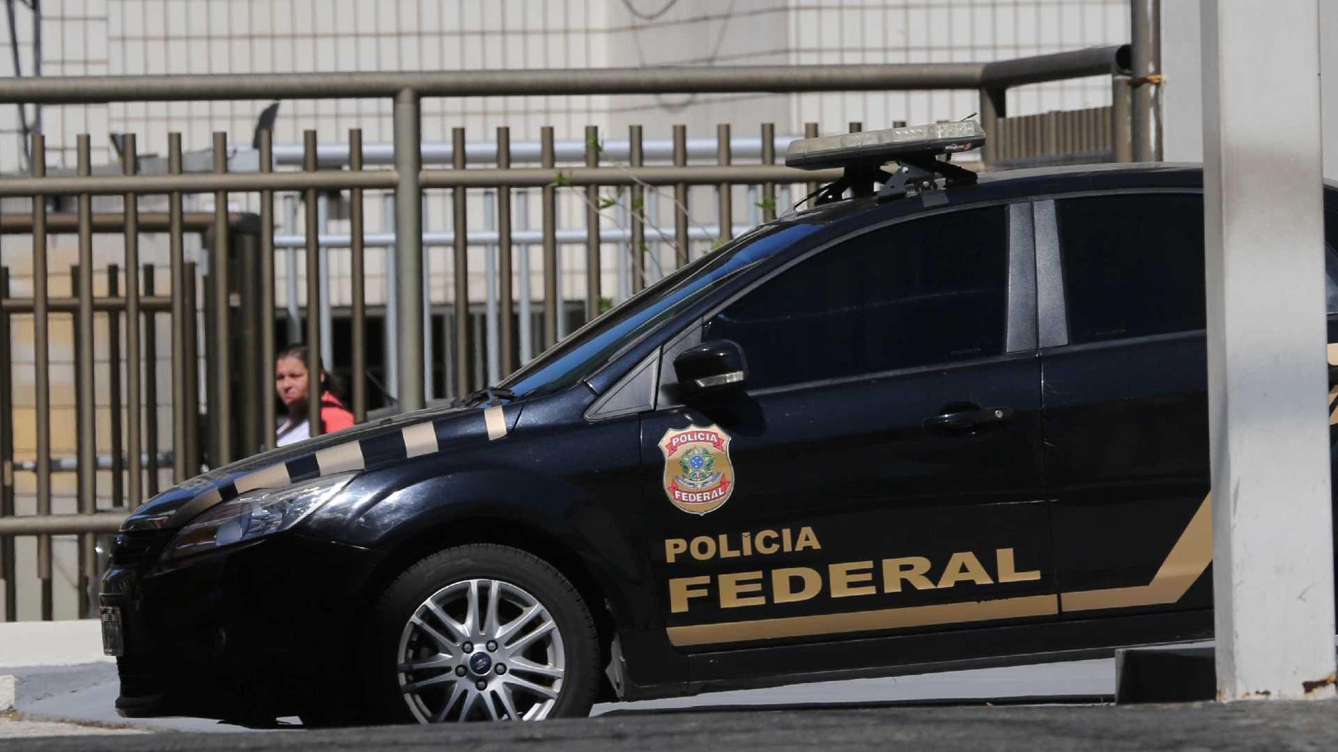 PF está nas ruas do Rio para prender dez deputados estaduais