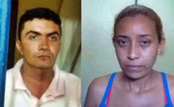 Casal alagoano é preso em flagrante por estupro e morte da filha em Candeias Bahia Bahia