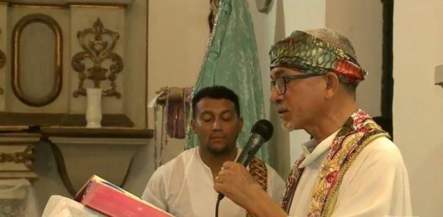 Intolerância: Por Missa dos Quilombos padre é ameaçado
