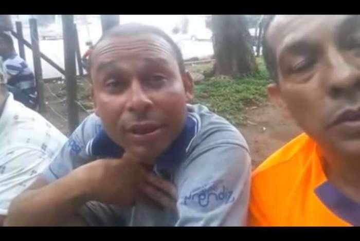 EX-Vasco atleta alagoano  Valdiram pede socorro a famosos que conheceu