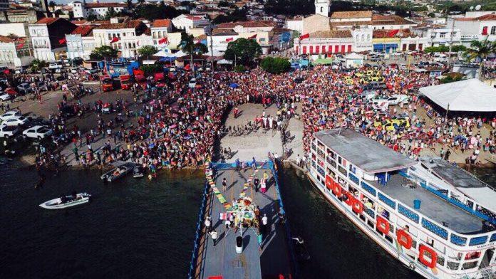 Prefeitura de Penedo divulga programação da festa de Bom Jesus dos Navegantes