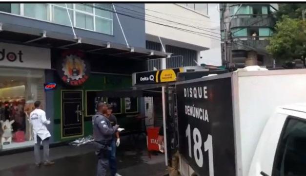 erson Camata, ex-governador do Espírito Santo, é morto com um tiro, em Vitória