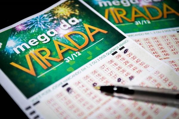 Mega da Virada: apostas passam a ser exclusivas para o sorteio a partir desta sexta-feira