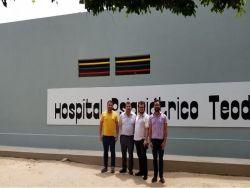 Ministério Público inspeciona Instituto Psiquiátrico de Arapiraca em cumprimento a recomendação do CNMP