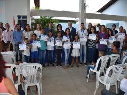"""Projeto """"Paz nas Escolas"""" promove concurso de desenho e premia alunos da rede pública de ensino em Santana do Ipanema"""