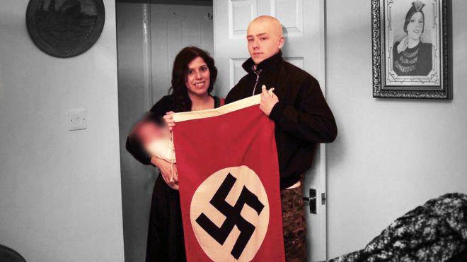 A perturbadora vida secreta de adoradores de Adolf Hitler e da Ku Klux Klan