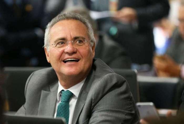Renan Calheiros diz que afastamento da Diretoria da Vale é urgente