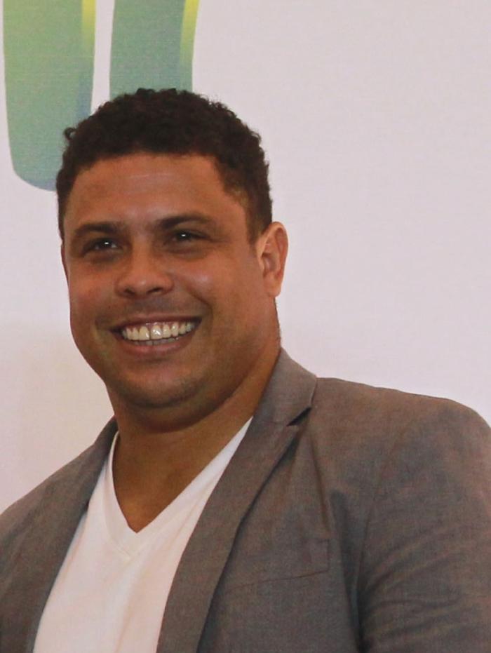 Ronaldo Fenômeno é processado por não cumprir com despesas do filho