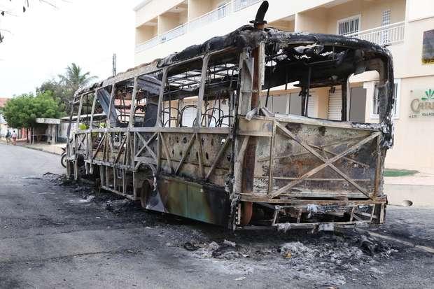 Um terço dos capturados após ataques no Ceará é adolescente