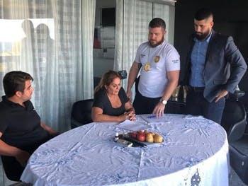 Servidora pública  e filho são presos pela Deic suspeitos de planejar morte de administrador