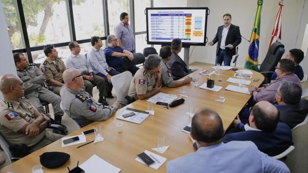 REFORÇO Governo do Estado vai entregar mais sete Centros Integrados de Segurança até junho