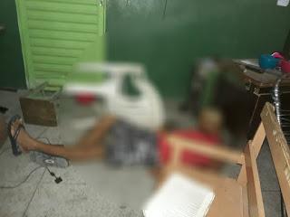 Canapi: jovem é assassinado com vários tiros dentro de Lan House