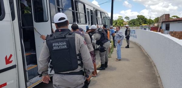 MACEIÓ Assaltos a ônibus na capital têm redução histórica em 2018, com queda de 38% nas ocorrências