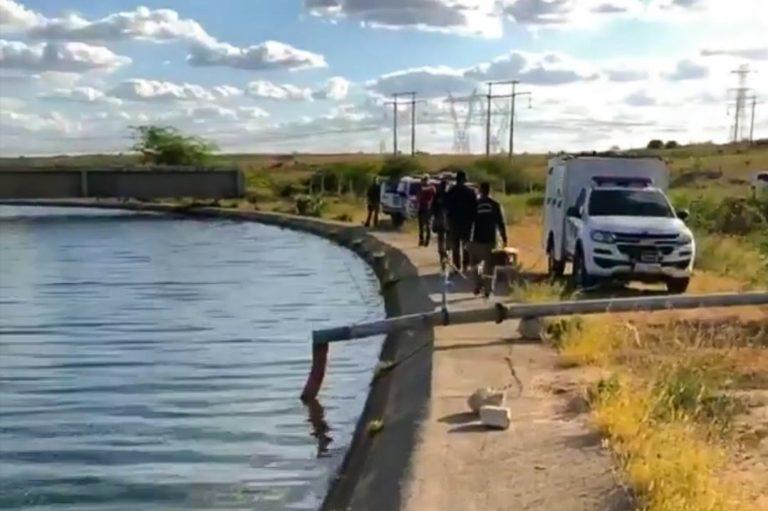 Corpo de homem é encontrado em trecho do Canal do Sertão em Delmiro Gouveia