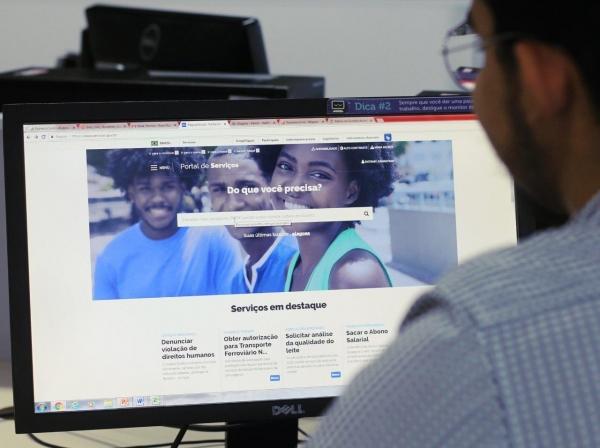 INTEGRAÇÃO Alagoas é o primeiro estado a integrar portal de serviços do Governo Federal