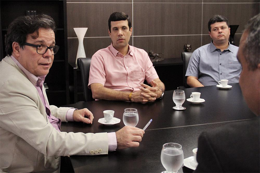 TJ quer ampliar parceria com municípios para melhorar segurança nos fóruns do interior