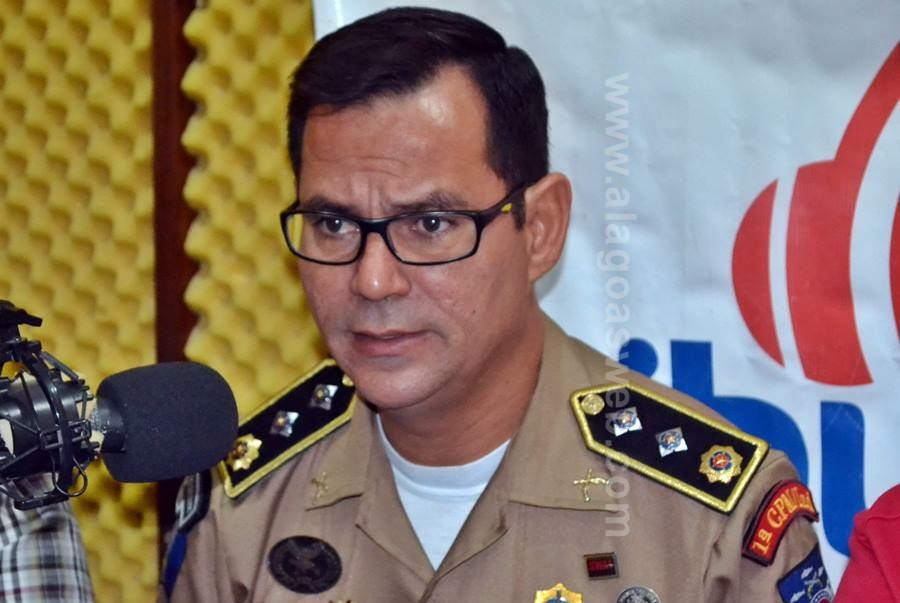 Ex-comandante da 1ª Cia Independente de São Miguel é atingido por disparo durante treinamento