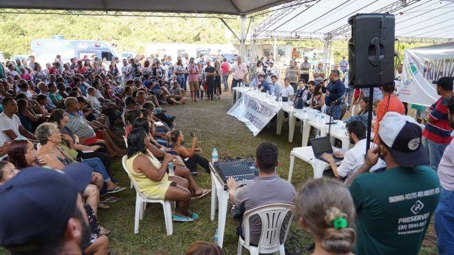 'Para matar, vocês são rápidos': a tensa reunião em que a Vale recusou pedidos de vítimas da lama de Brumadinho