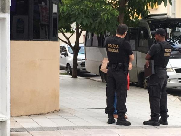 PF desarticula grupo acusado de fraude licitatória na ordem de 4,5 milhões