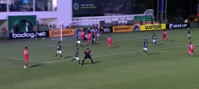 Galo gigante avançar na Copa do Brasil  eliminando o Goiás