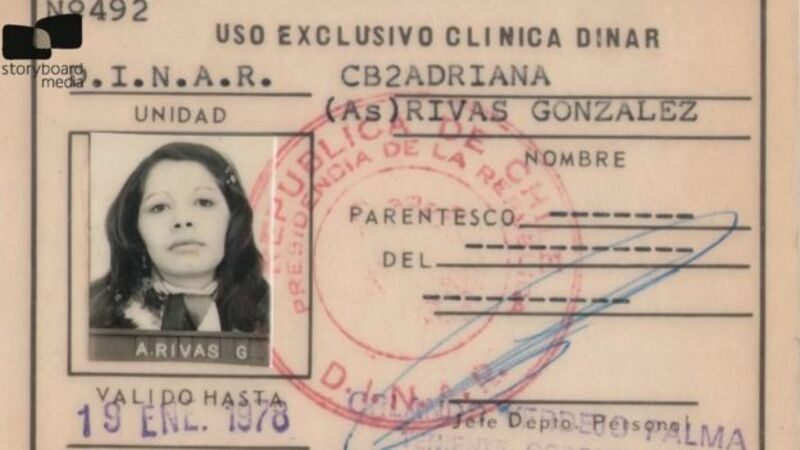O passado secreto de Adriana, a  chilena que foi torturadora