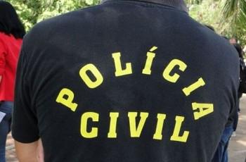 Polícia Civil prende homem acusado de estuprar idosa de 70 anos em Traipu
