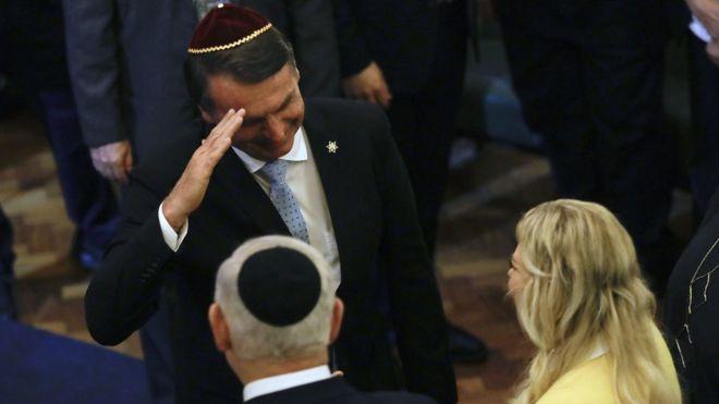 Governo Bolsonaro: os riscos e oportunidades para o Brasil na aproximação inédita com Israel