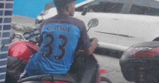 [Vídeo] Homem é flagrado furtando motocicleta no Centro de Arapiraca