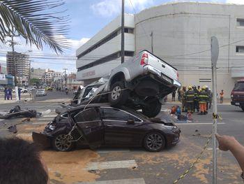 Exame aponta que motorista morto em colisão na Avenida da Paz fez uso de álcool e entorpecente