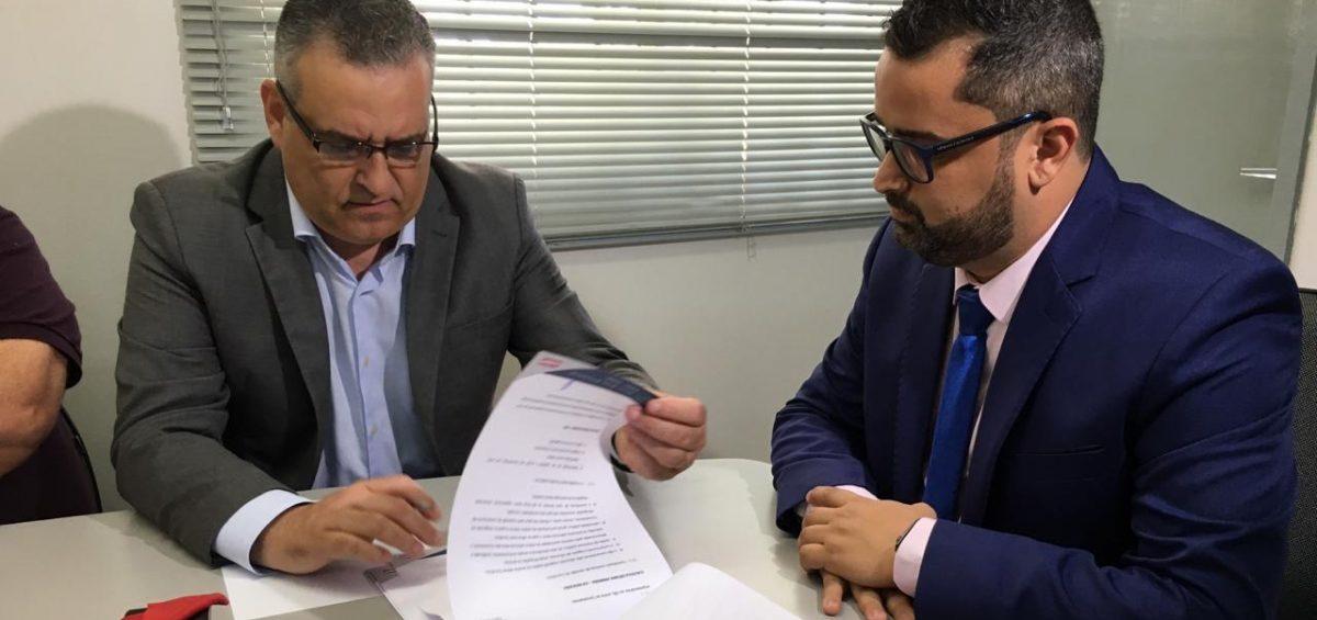 Ministério Público firma convênio com IZP para divulgação de ações institucionais como garantia da cidadania