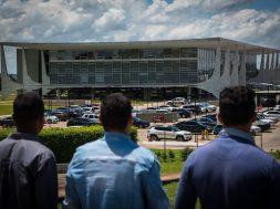 Brasília (DF), 13/03/2019 Soldados do Batalhão da Guarda Presidencial eram espancados em castigos no Exército Local:  Palacio do Planalto Foto: Hugo Barreto/Metrópoles