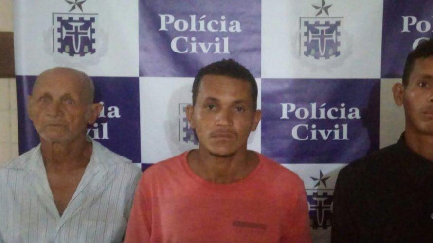 Brasil: Idoso e filhos são presos acusados de estuprar menina de 10 anos