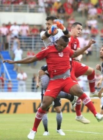 CSA E CRB nas quartas da Copa do Nordeste