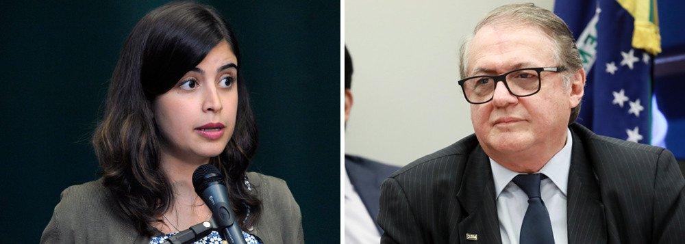Deputada de 25 anos, Tabata Amaral enquadra ministro da Educação. Veja o vídeo que viralizou