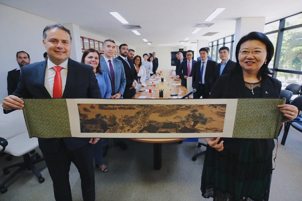 COOPERAÇÃO Estado participará de missão técnica à China para prospecção de novos empreendimentos