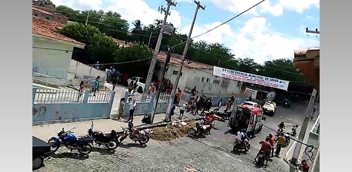 Sertão: Homem sofre tentativa de homicídio em Santana do Ipanema