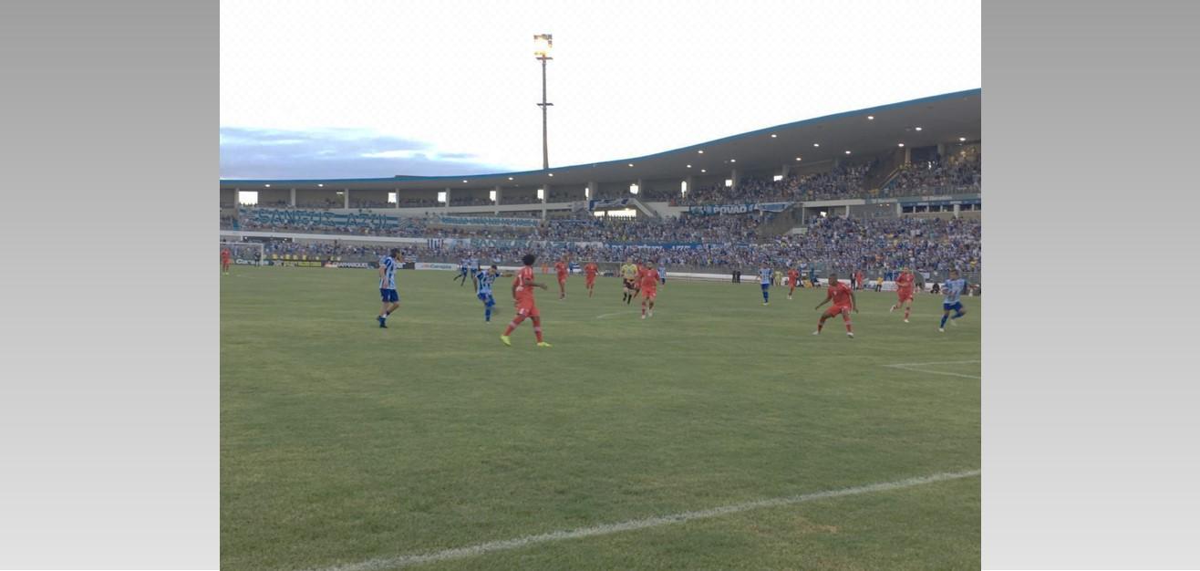 CSA vence por 1 x 0 primeiro clássico da decisão