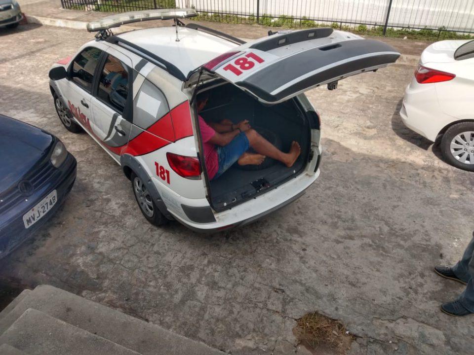 Coqueiro Seco: Preso homem  acusado de estupro de vulnerável