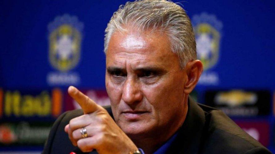 Brasil tem que manter atletas no país para voltar a ser grande, diz Tite