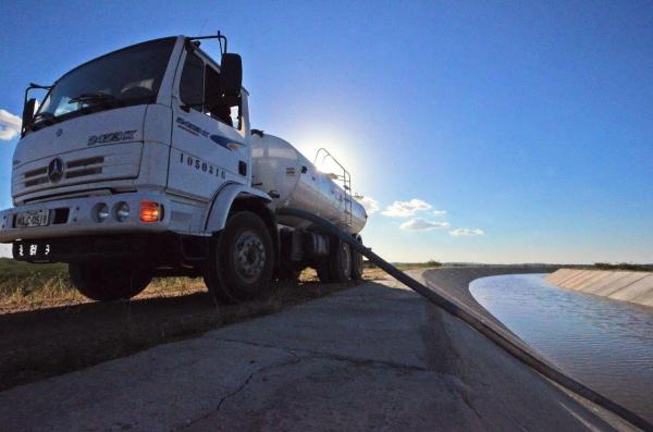 SITUAÇÃO DE EMERGÊNCIA Defesa Civil Estadual lança Operação Água é Vida nesta quarta-feira (10)