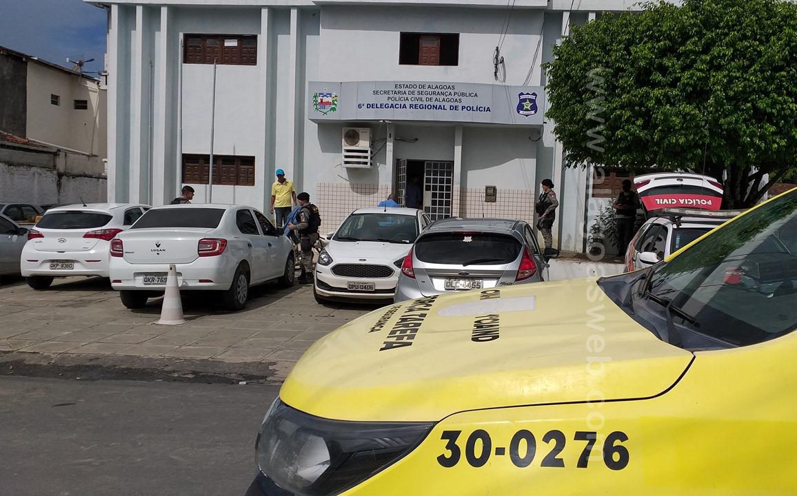 Operação da 1ª Cia Independente desmantela negócio de roubo de carga em São Miguel dos Campos
