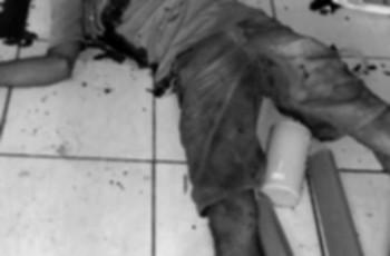 Homem é assassinado a tiros dentro de bar, na Barra de Santo Antônio